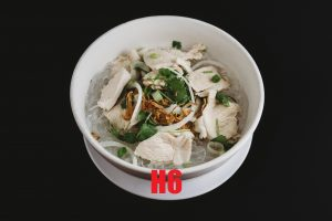 H6. Chicken with Clear Noodle